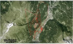 GPS-Tracking by SUUNTO